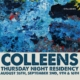 Colleens Thursday Night Residency 2021 502 Bar Poster